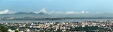 Panoramic View Of Guwahati