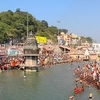 Panoramic View Of Har Ki Pauri