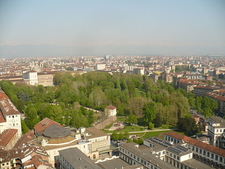 Panoramic View Of The Palace Area