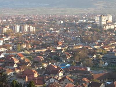 Panoramic View On Pirot
