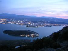 Panoramic View Of Ioannina