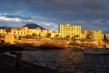 Panorama Of Torre Del Greco