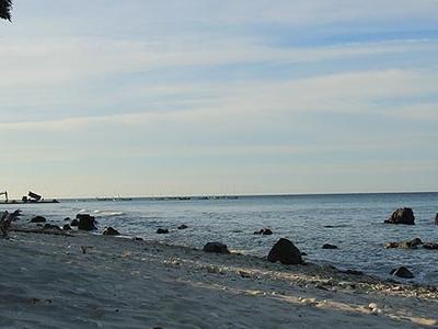 Pantai Sumur Tiga On Pulau Weh - Sabang