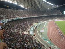Olympic Stadium Stand