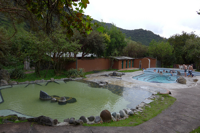Papallacta Termal Spa Tour from Quito Photos