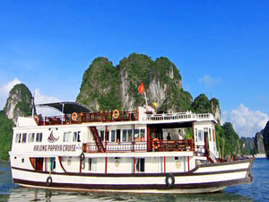 HALONG PAPAYA CRUISE Sleep on the Cruise and Hotel on Cat Ba Island Photos