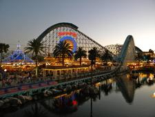 The California Screamin' Roller Coaster