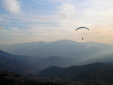 Paragliding At Patnitop