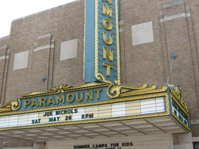Paramount  Arts  Center