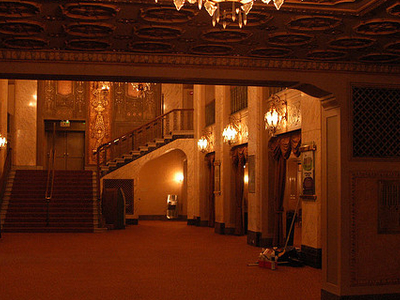 Paramount Theatre Seattle