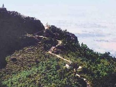 Parasnath Hills Or Shikharji