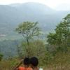 A Scenic Shot Of The Hills Overlooking Parathode-Idukki