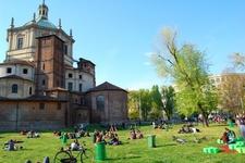 Parco Delle Basiliche San Lorenzo