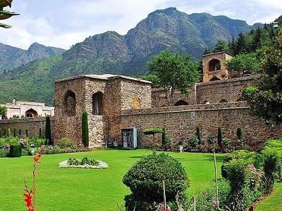 Pari Mahal - Srinagar
