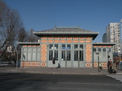Building Of The Station