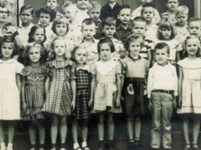 Parish 1st Grade Class