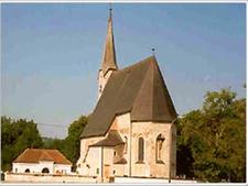 Parish And Church Pfaffstätt