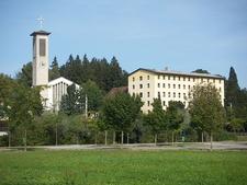 Parish Church-Bad Schallerbach, Austria