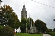 Parish Church-Eggendorf, Upper Austria, Austria
