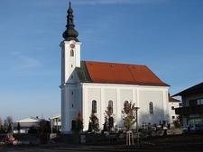 Parish Church-Neuhofen Im Innkreis, Austria