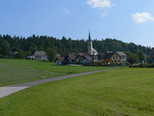 Parish Church-Oepping, Upper Austria, Austria