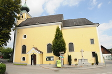 Parish Church Of Lindach, Upper Austria, Austria
