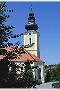 Parish Church Prambachkirchen