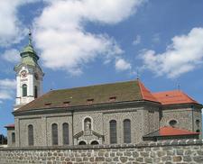 Parish Church-Schardenberg, Upper Austria, Austria