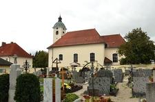 Parish Church-Schiedlberg, Upper Austria, Austria