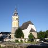 Parish Church-Ungenach, Upper Austria, Austria