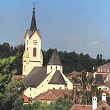 Parish Church Zwettl