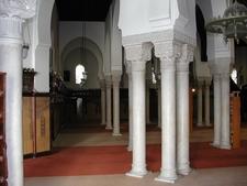 Paris Mosque Hall
