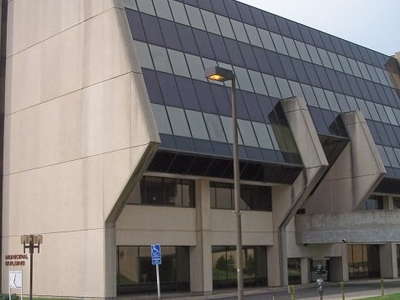 Parkersburg  Municipal  Building