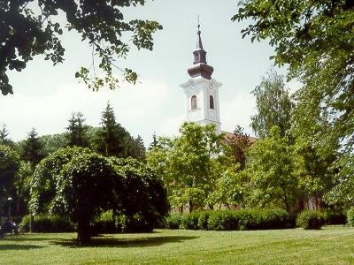Park In Petrinja