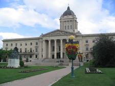 Parliament Winnipeg Manitoba