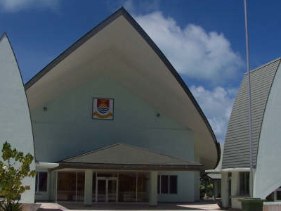 Parliament House - Kiribati