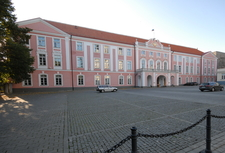 Parliament In Tallinn