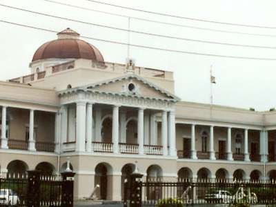 Parliament Of Guyana