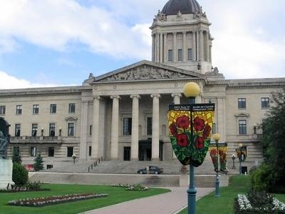 Parliamentwinnipeg Manitoba