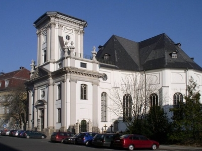 The Parochialkirche