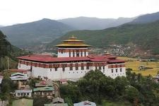 Paro Dzong Aka Rinpung Dzong