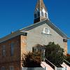 Parowans Mormon Pioneer Era Rock Church