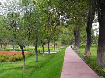 Parque Alegre - Arequipa