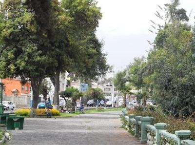 Parque Chili Center View