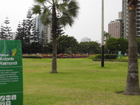 Parque Antonio Raimondi