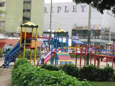 Parque Kennedy Children's Play Ground