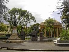 Parque Morazan Entrance - Costa Rica San Jose