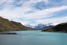 Parque Nacional Torres Del Paine In Chile