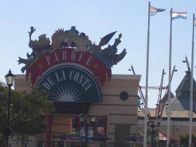 Parque De La  Costa  Entrance
