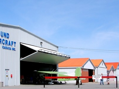 Hangars At Parry Sound Airport